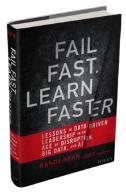Randy Bean Fail Fast, Learn Faster Book Image 126 x 193