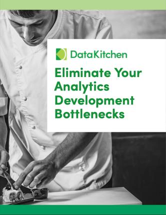 Thumbnail DataKitchen White Paper Eliminate Your Analytics Development Bottlenecks
