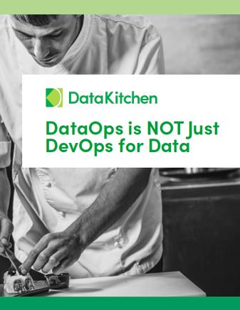 Thumbnail White Paper DataOps Is NOT Just DevOps for Data